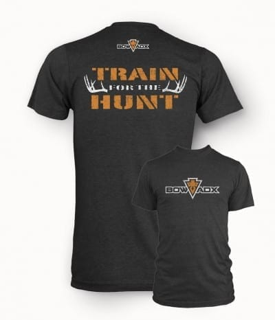 TRAIN FOR THE HUNT Mens T