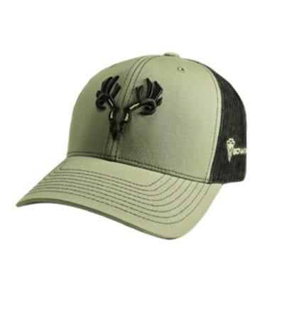 Olive-Drap-Cap