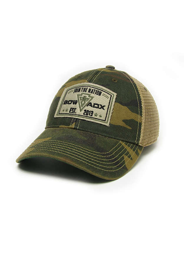 "1f7af4b5bff8f BOWADX Camo Tan Unstructured "" ..."