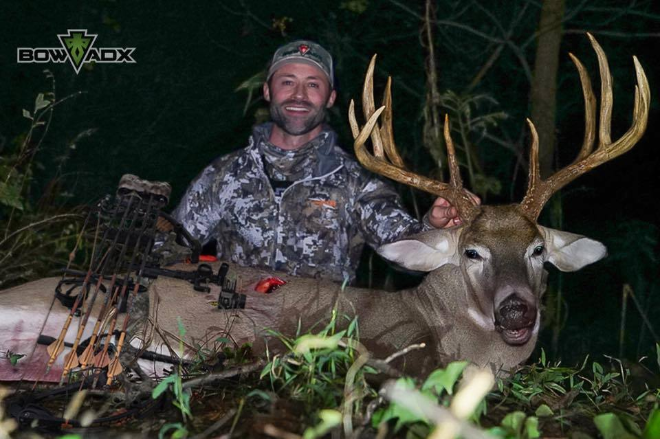 Chad with KY Buck