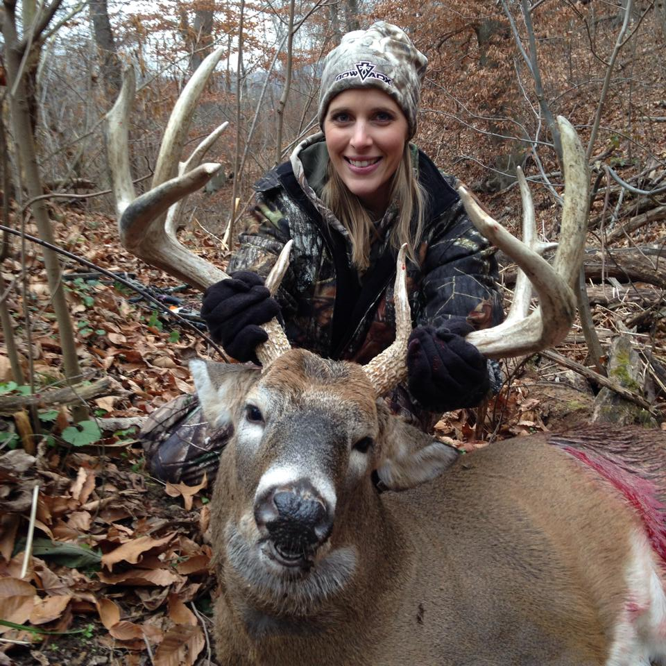 Mandy with OH Buck